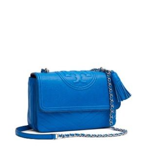 Tory Burch Fleming in Tropical Blue